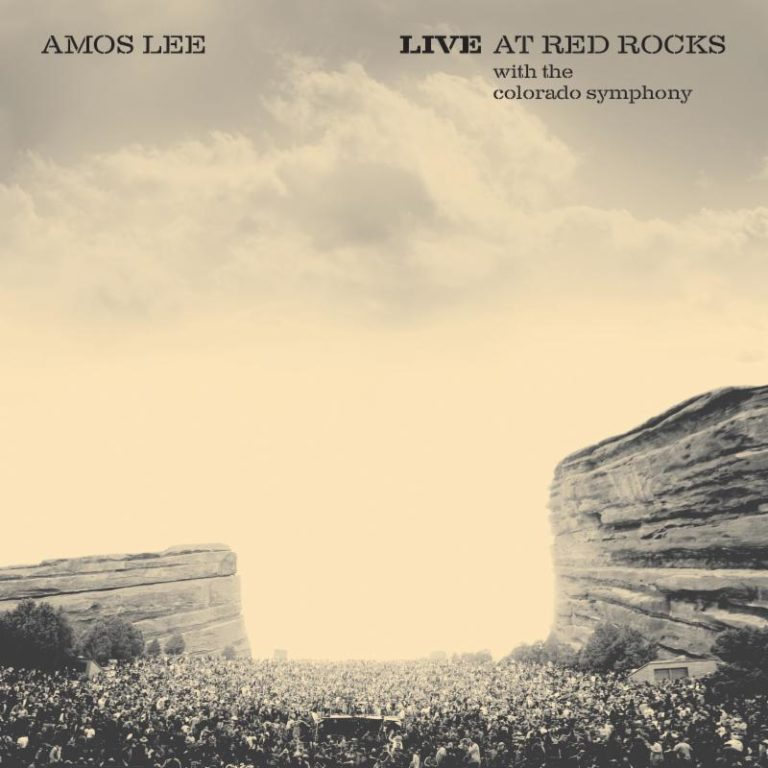 Amos Lee: Live at Red Rocks image