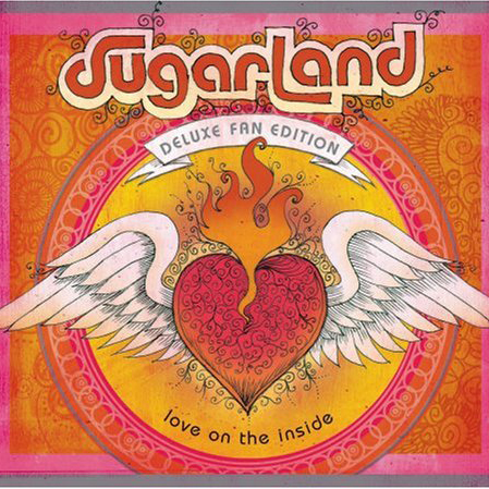 Sugarland: Love on the Inside Deluxe Fan Edition image